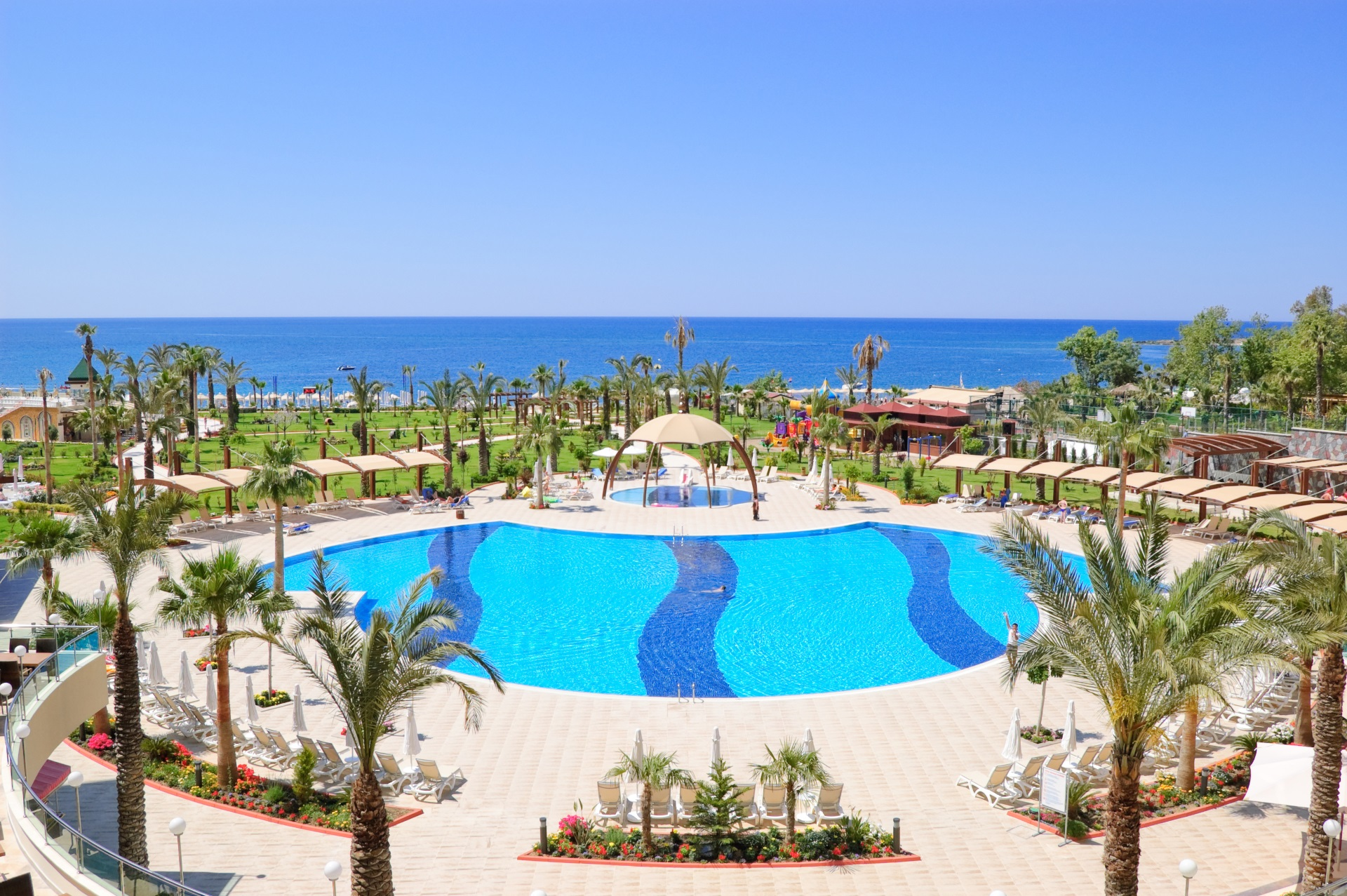 All Inclusive Antalya Türkei