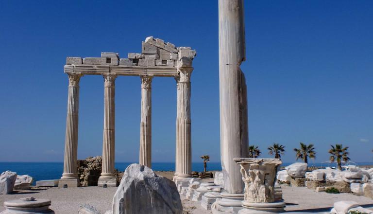 Kultur Apollo Türkei Last Minute