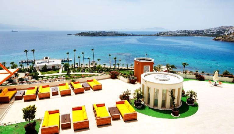Luxusurlaub Türkei Bodrum