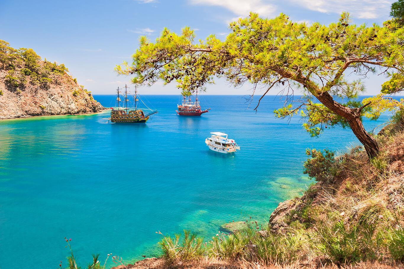 Tuerkei Urlaubsorte
