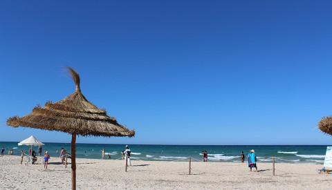 tunesien djerba strand meer