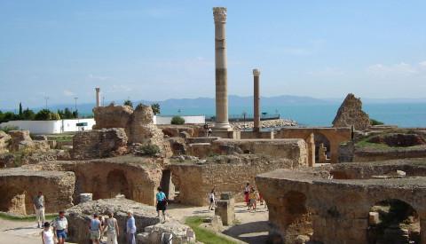 Tunisia-Karthago_Antoninus-Pius-Thermen