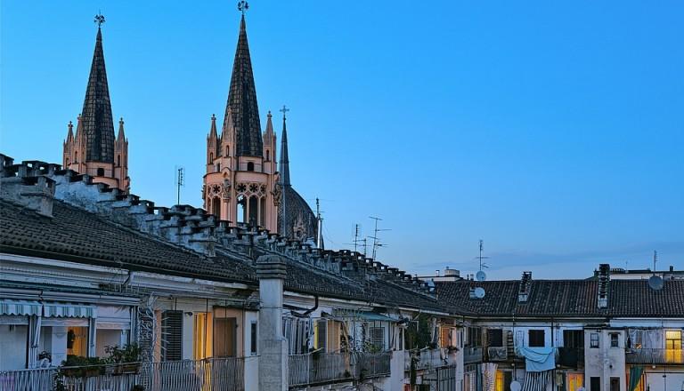 Turin Stadtteile Innenstadt