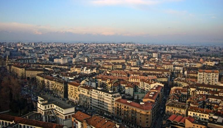 Turin Stadtteile Zentrum