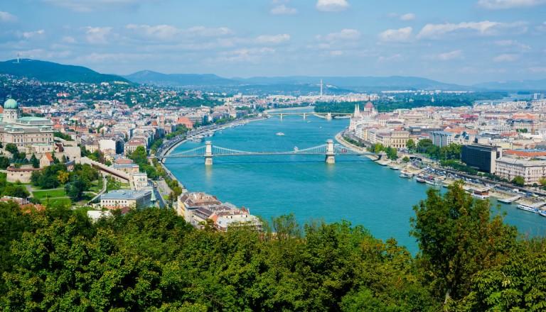Reisen nach Ungarn Budapest