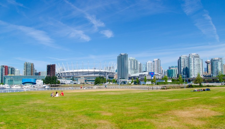 Sport in Vancouver.