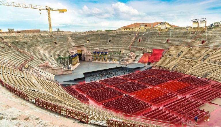 Events in Verona.