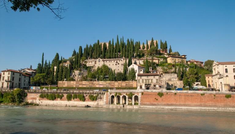 Castel San Pietro in Verona.
