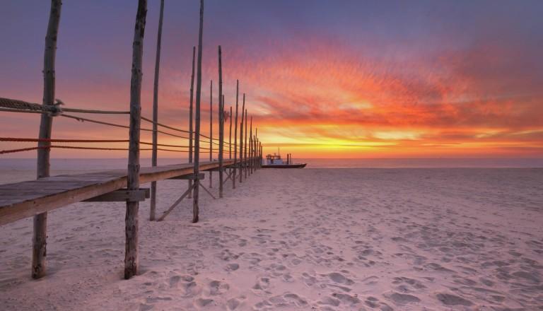 Vlieland Niederlande Strand