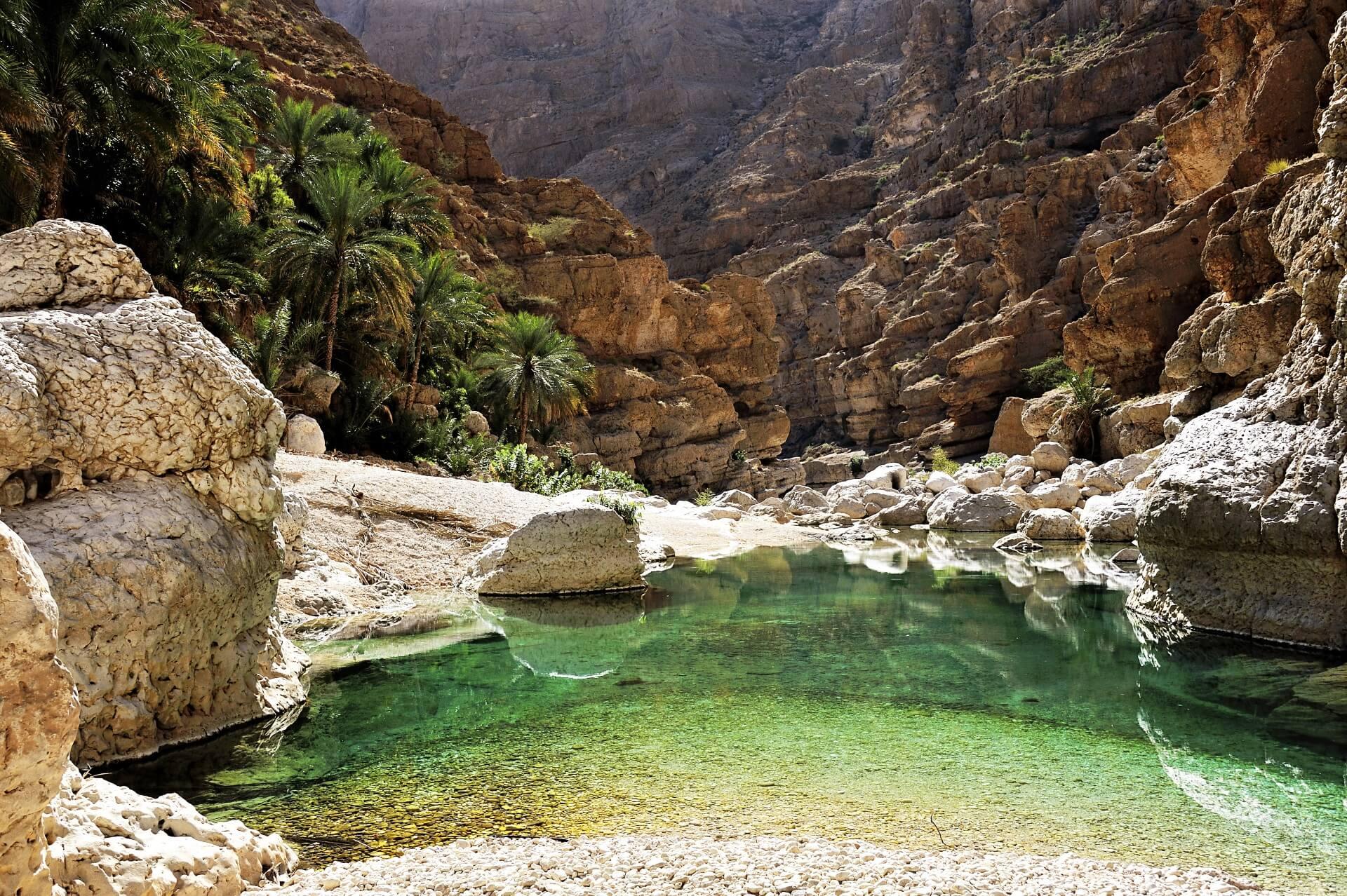 All Inclusive Wadi Shab Oman