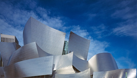 Das Walt Disney Center von Los Angeles