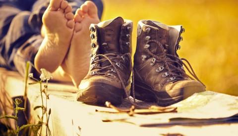 Wandern Schuhe