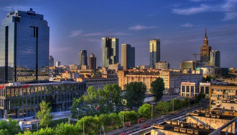 Warschau Praga Städtereisen