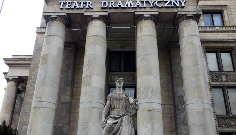 Warschau Kultur Theater