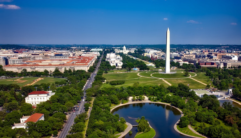 Washington DC - reisen