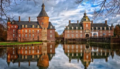 Urlaub in Burg- und Schlosshotels