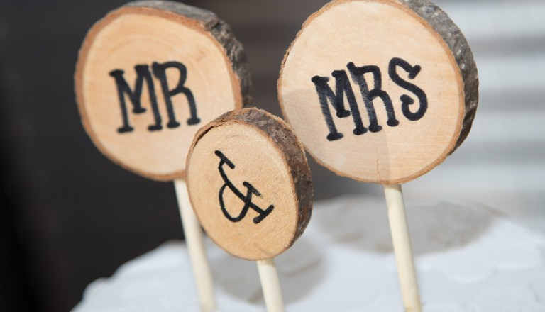 Mr. und Mrs.