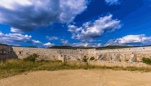 Weiße Festung