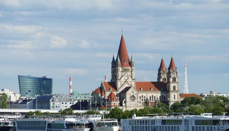 Donau Kreuzfahrt Wien