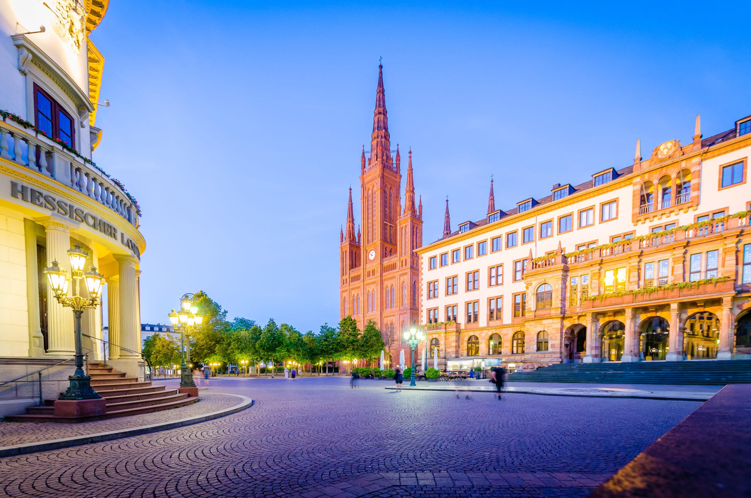 Städtereise Wiesbaden