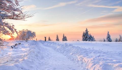 Winterwanderweg Kahle Asten