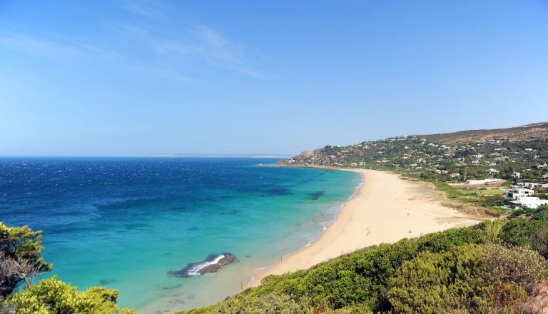 Zahara de los Atunes bietet 8km Sandstrand.