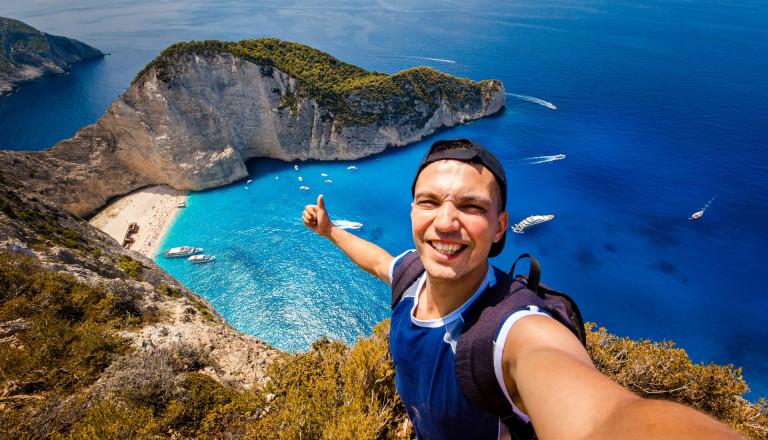 Zakynthos Selfie