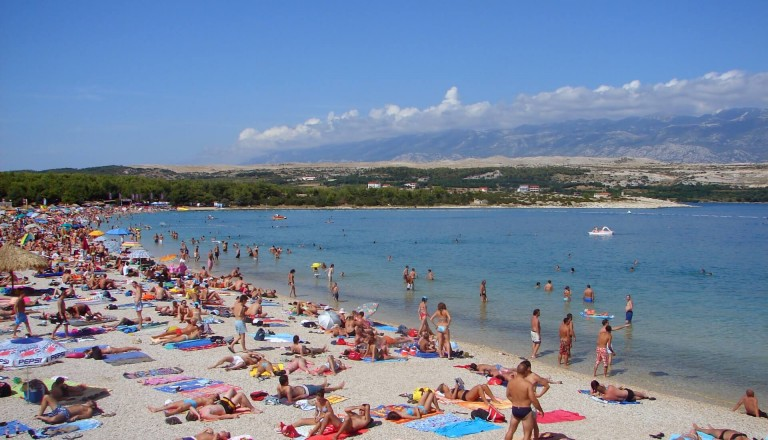 Zrech Beach Kroatien