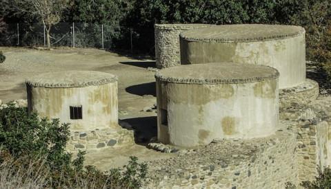 Ein weiteres Weltkulturerbe ist die jungsteinzeitliche Siedlung Chirokitia auf Zypern