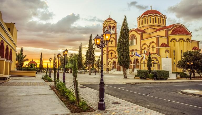 Auf Zypern befindet sich eine erstaunliche Vielfalt an sakralen Bauten.