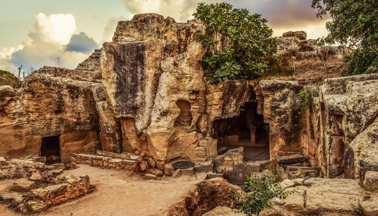 Paphos gehört zum UNESCO Weltkulturerbe. Zypern Reisen