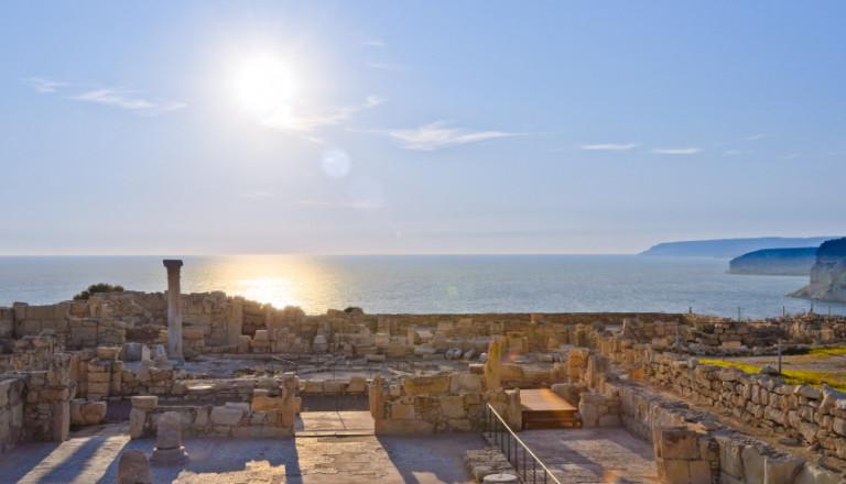 Ruinen auf Zypern