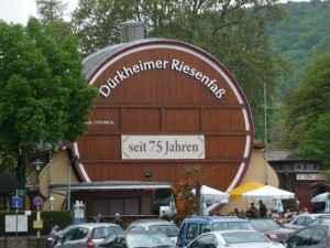 Bad Dürkheim Weinfass