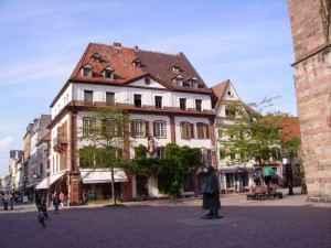 Landau Altstadt