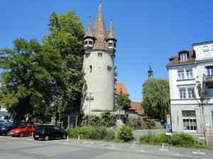 Lindau ist der Startpunkt der Deutschen Alpenstraße