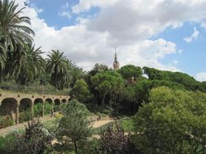Der wunderschöne Park Güell