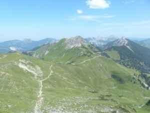Die Alpen - Ein Paradies für Wanderer und Bergsteiger