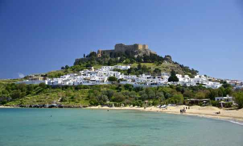 Rhodos Burg