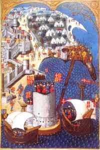Belagerung von Rhodos 1480