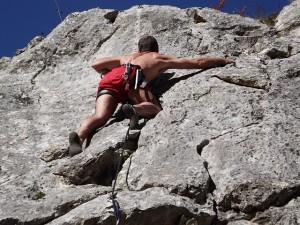 Klettern auf Rhodos