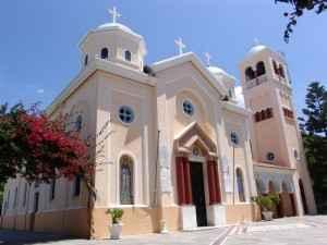 Kirche in Kos