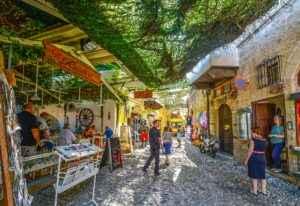 Rhodos-Altstadt