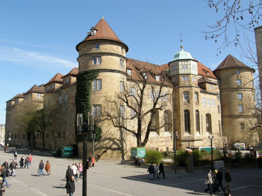 Stuttgart Altes Schloss