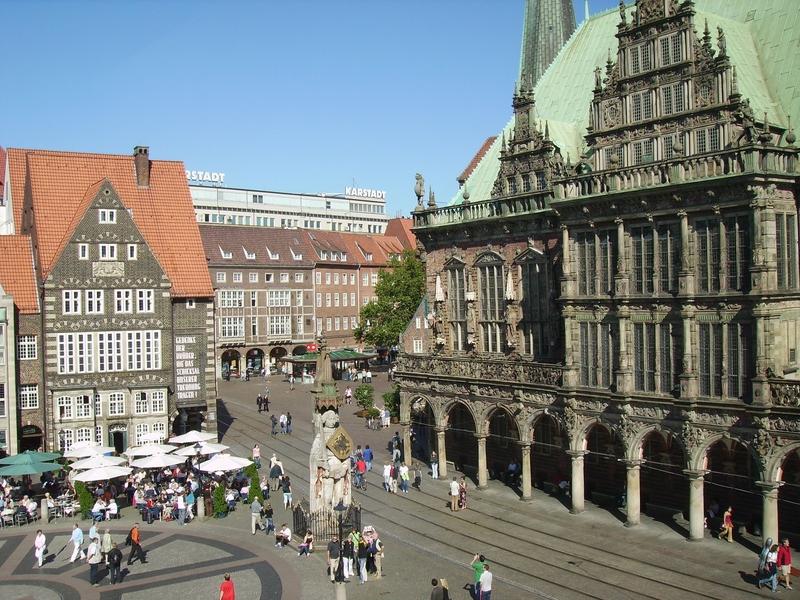 Bremen Roland Rathaus
