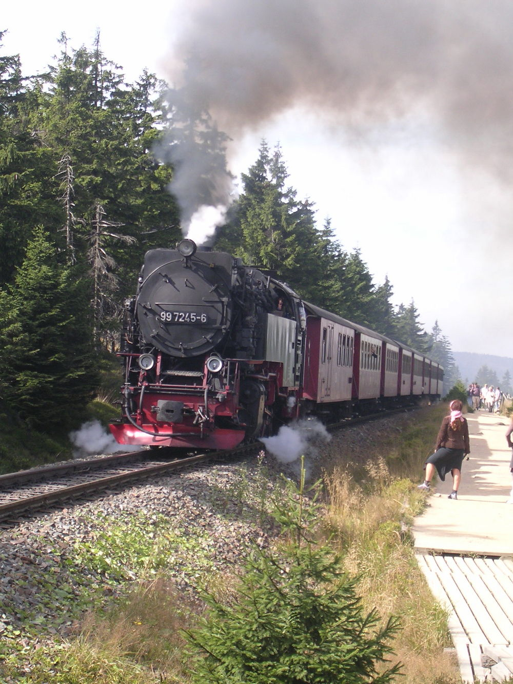 Brocken Eisenbahn