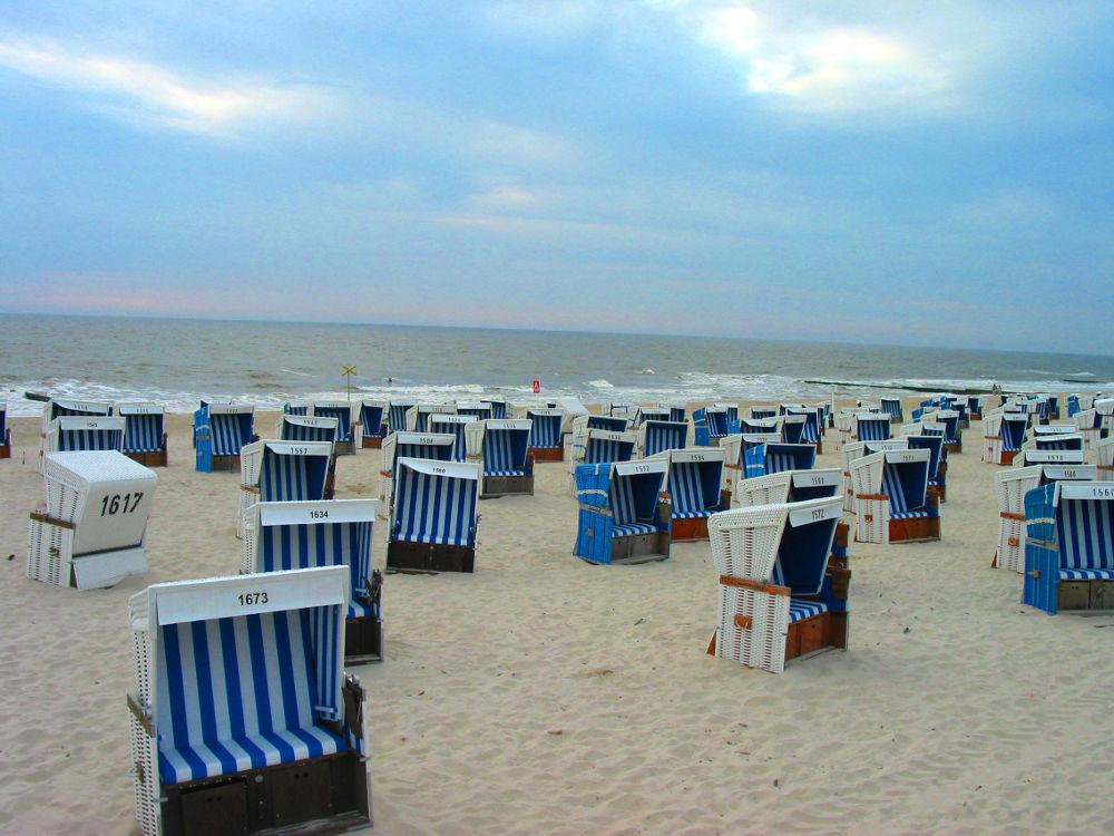 Strandkörbe Sylt