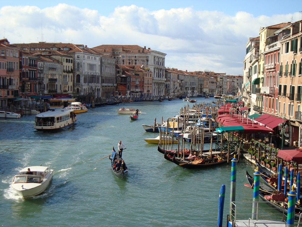 Venedig Grande Kanal