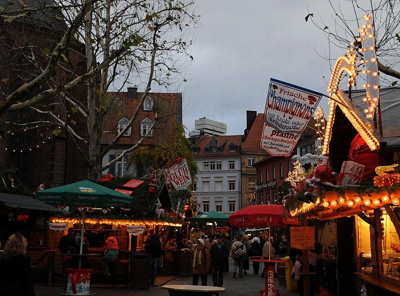 Weihnachtsmarkt Kaiserslautern