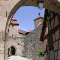 Frühlingserwachen in Rothenburg ob der Tauber