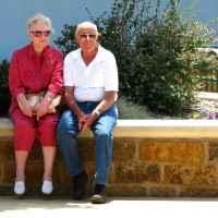 Senioren reisen gerne